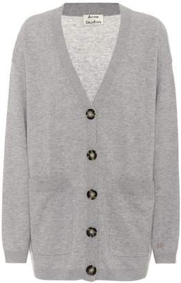 Acne Studios Lelou wool cardigan