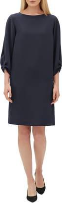 Lafayette 148 New York Wynona Finesse Crepe Dress