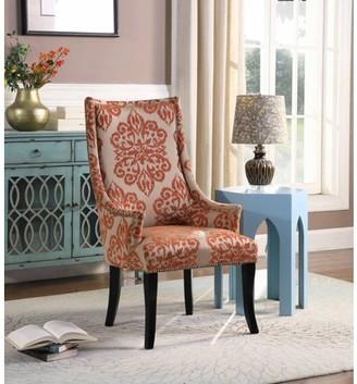 Best Master Furniture Audrey Pattern Accent Chair