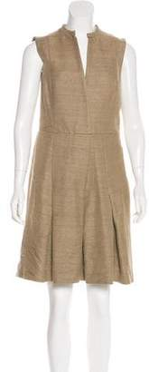 Akris Punto Silk Mini Dress