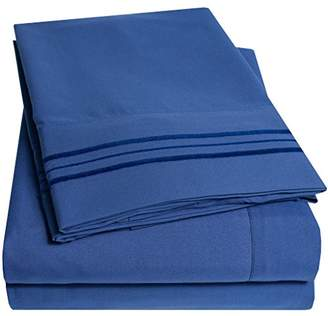 1500 Supreme Collection Extra Soft Queen Sheets Set