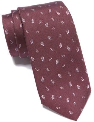 Ben Sherman Lloyd Leaves Silk Tie