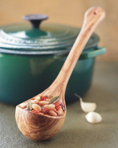 Olive Wood Ladle