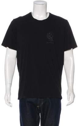 Chrome Hearts Graphic Print T-Shirt