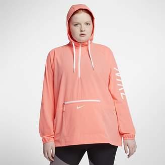 Nike Flex (Plus Size) Women's Packable Training Jacket