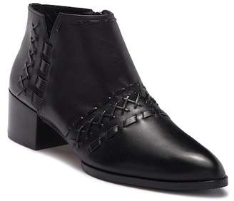 Donald J Pliner Bowery Stitched Ankle Bootie