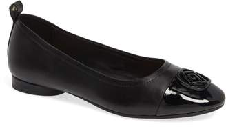 5f5d22de5e3 Taryn Rose Black Women s flats - ShopStyle