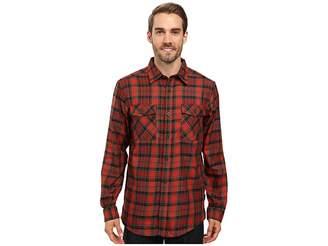 Mountain Hardwear Trekkintm Flannel Long Sleeve Shirt Men's Long Sleeve Button Up