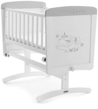 Disney Winnie the Pooh Gliding Crib Bundle - Dreams & Wishes