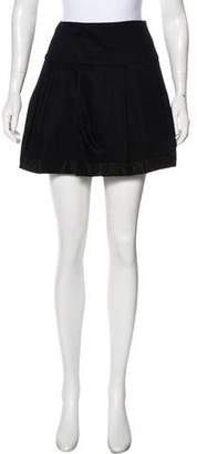 Prada Denim Mini Skirt