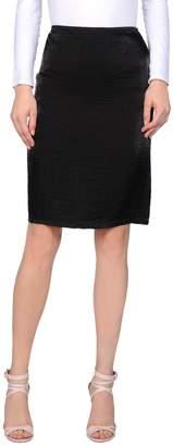 Mariella Burani per AMULETI Knee length skirts - Item 35302298QP