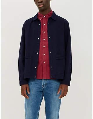 Polo Ralph Lauren Slim-fit button-down cotton shirt