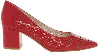 Ella Red Patent Leather Pump