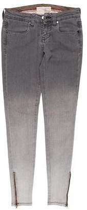 Stella McCartney Low-Rise Skinny Jeans