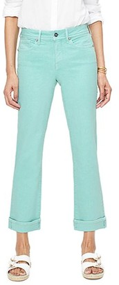 """NYDJ Marilyn Ankle Jeans with 2"""" Clean Cuff"""