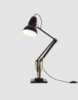 Anglepoise Original 1227 Brass Desk Lamp in Deep Slate