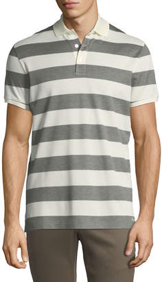 Ralph Lauren Striped Short-Sleeve Polo Shirt