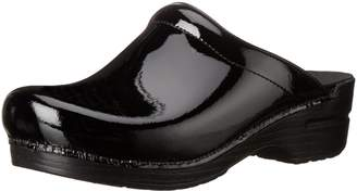 Dansko Women's Sonja Patent Leather Clog