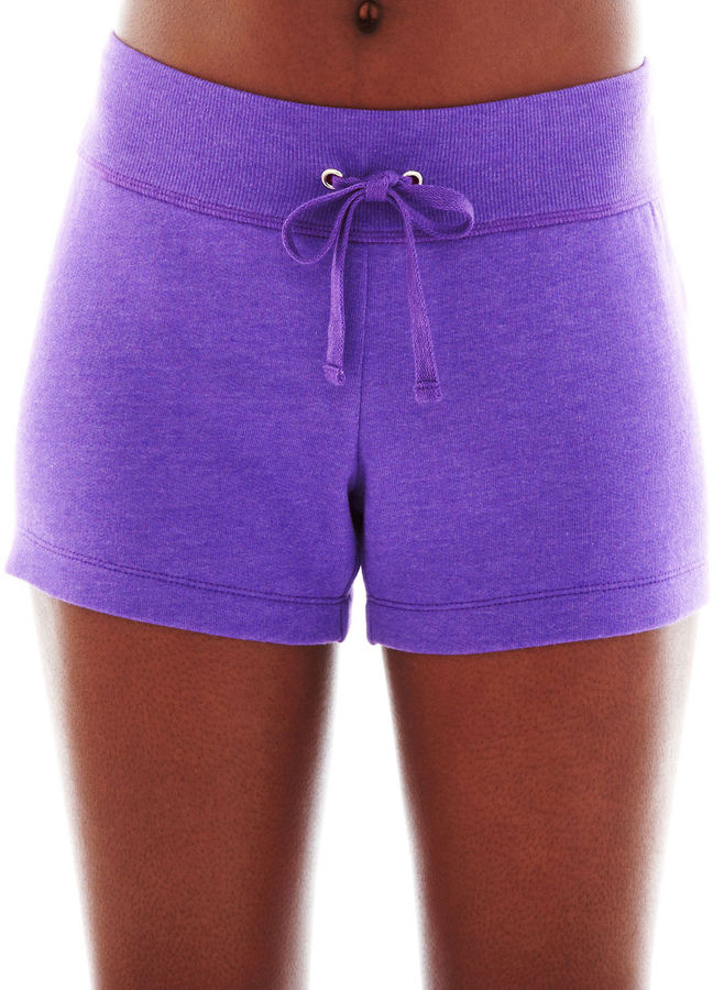 JCPenney Xersion™ French Terry Shorts