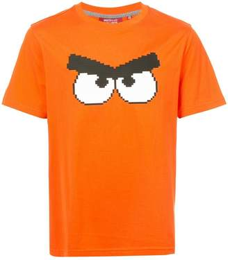 Mostly Heard Rarely Seen 8-Bit Angry print T-shirt