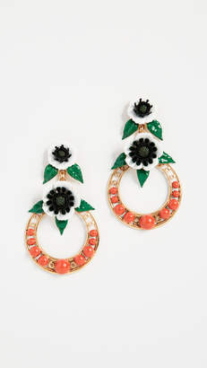 Elizabeth Cole Odessa Earrings