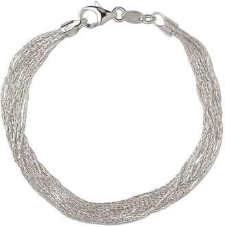 Links of London Sterling Silver Essentials Silk 10 Row Bracelet