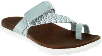 Merrell Woven Sport Sandals - Around Town Sunvue Thong