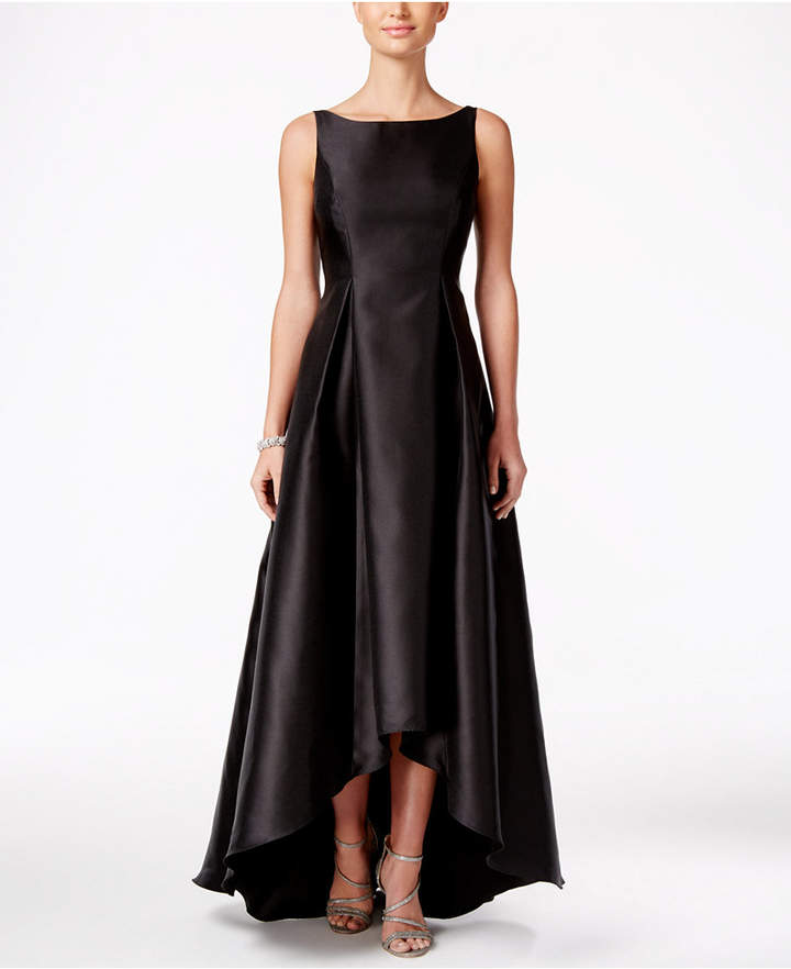 Adrianna Papell High-Low Ball Gown - ShopStyle Evening