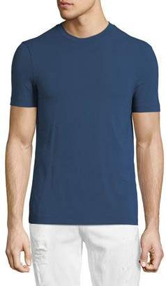 Giorgio Armani Solid Jersey T-Shirt