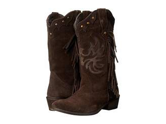 Roper Fringes Cowboy Boots