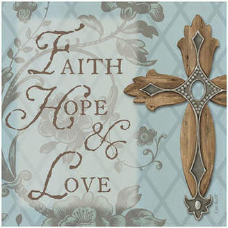 Thirstystone COLLECTION Faith, Hope, Love 8 Trivet
