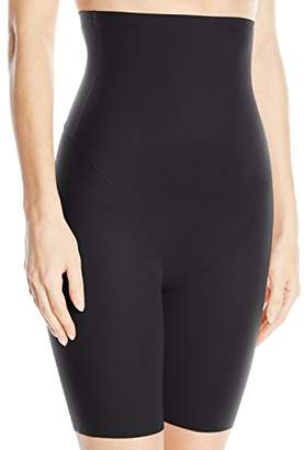 Naomi & Nicole Women's Comfortable Firm Hi Waist Thigh Slimmer