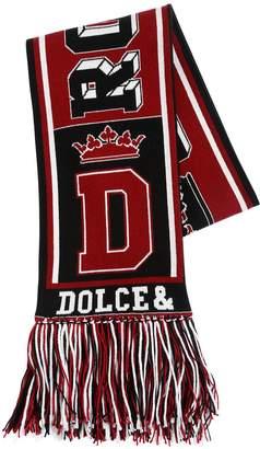 c64aad258b3 Dolce   Gabbana Royal Love Wool   Cashmere Scarf
