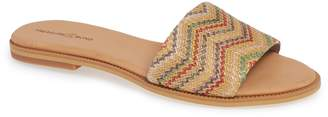 Treasure & Bond Mere Flat Slide Sandal