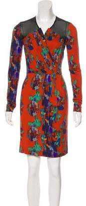 Matthew Williamson MW Printed Mini Dress w/ Tags