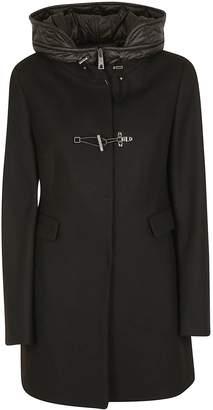 Fay Drawstring Hood Duffle Coat