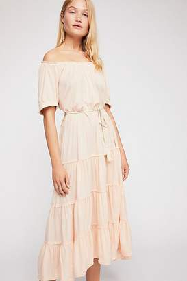 The Endless Summer Fp Beach Spell On You Midi Dress
