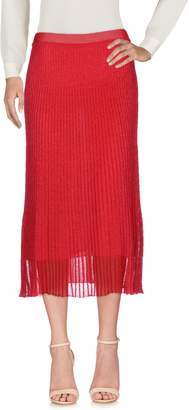 Kangra Cashmere 3/4 length skirts
