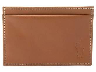 Mens Brown Leather Ralph Lauren Wallet - ShopStyle bc511f0a60e