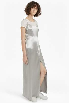 French Connection Kate Shine Strappy Maxi Dress