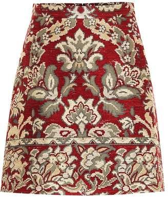 Etro Jacquard miniskirt