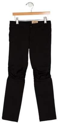 Ikks Girls' Four Pocket Pants w/ Tags
