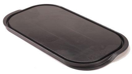 Nordicware Cast Aluminum Reversible Grill & Griddle