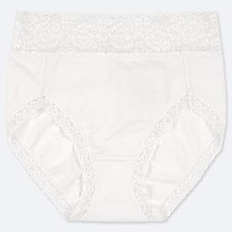 Uniqlo Women's High-rise Brief