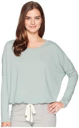 Eberjey Heather Slouchy Tee Women's Clothing