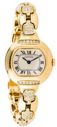 Cartier Ellipse Watch