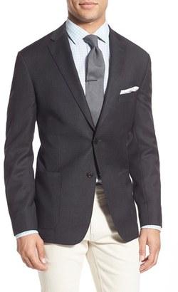 Men's Bensol Trim Two-Button Blazer $295 thestylecure.com