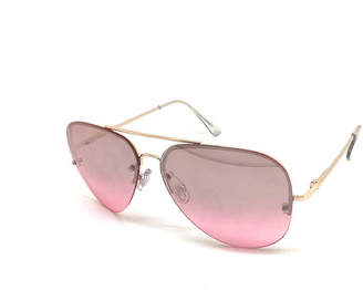 Fantas-Eyes Fantas Eyes Womens Full Frame Cat Eye UV Protection Sunglasses