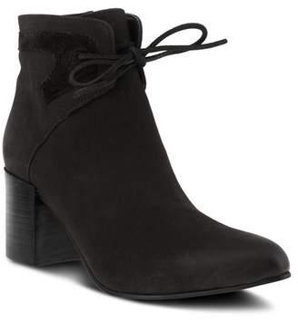 Azura Apolonia Block Heel Bootie