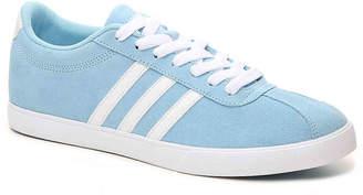 Women's NEO Courtset Sneaker -Navy $55 thestylecure.com
